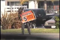 Thumbnail of Would you buy the pizza after watching this promoter?