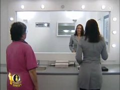 Thumbnail of Brilliant prank - No reflection in mirror