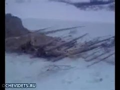 Thumbnail of Bulldozer On Ice