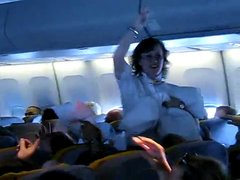 Thumbnail of Lufthansa: fight breaks out on airplane.