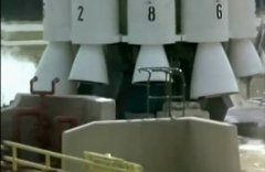 Thumbnail of Rocket carrying a 45 million dollar military satellite