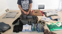 Thumbnail of how to pack your bag
