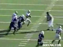 Thumbnail of Most Insane Football Play In History
