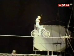 Thumbnail of Accident during circus