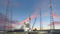Thumbnail of SpaceX Falcon 9/Dragon