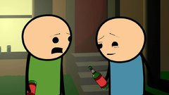 Thumbnail of Cyanide & Happiness - Beer Run