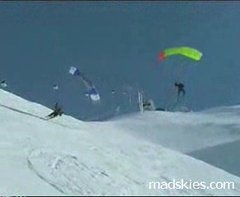 Thumbnail of Alpine Speed Paragliding
