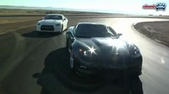 Thumbnail of GT-R vs Corvette