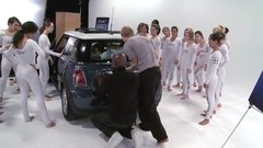 Thumbnail of 26 People in a Mini Cooper