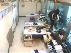 Thumbnail of Most Hilarious Chinese Bank Robber ever