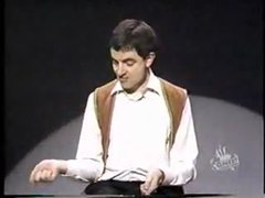 Thumbnail of Rowan Atkinson - Invisible Drum Kit