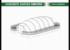 Thumbnail of Concrete Canvas Shelters