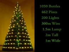 Thumbnail of Beer Tree: The Ultimate Christmas Project