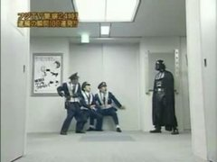 Thumbnail of Darth Vader vs. Japanese Police