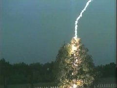 Thumbnail of Close encounter with a lightning bolt