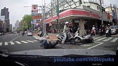 Thumbnail of 100 Motorcycle Crashes