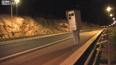 Thumbnail of Human Speed Camera