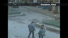 Thumbnail of Manhole Explosion
