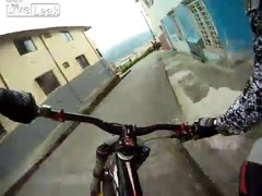 Thumbnail of Another amazing bike downhill
