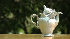 Thumbnail of Tea Party in Super Slow Motion