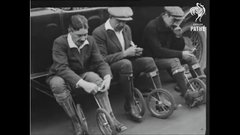 Thumbnail of Cycle-Skating - The New Sport of 1923