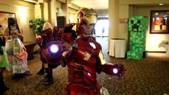 Thumbnail of Home-made Iron man suit