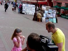 Thumbnail of Little girl VS Beatbox Champion