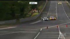 Thumbnail of 24h of le Mans - Toyota crash