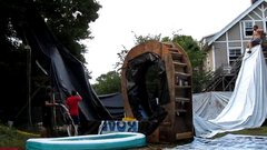 Thumbnail of Backyard Waterslide of DOOM