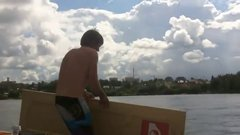 Thumbnail of Russian wakeboarding and surfing